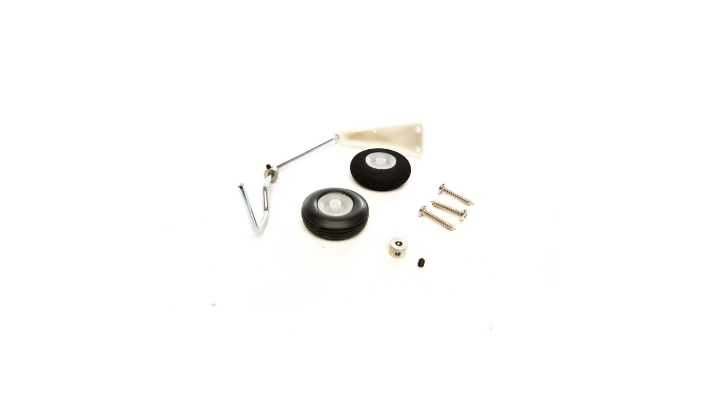 Image for Tailwheel Assembly: Ultra Stick 30cc from HorizonHobby