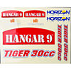 Decal Set: Tiger 30cc