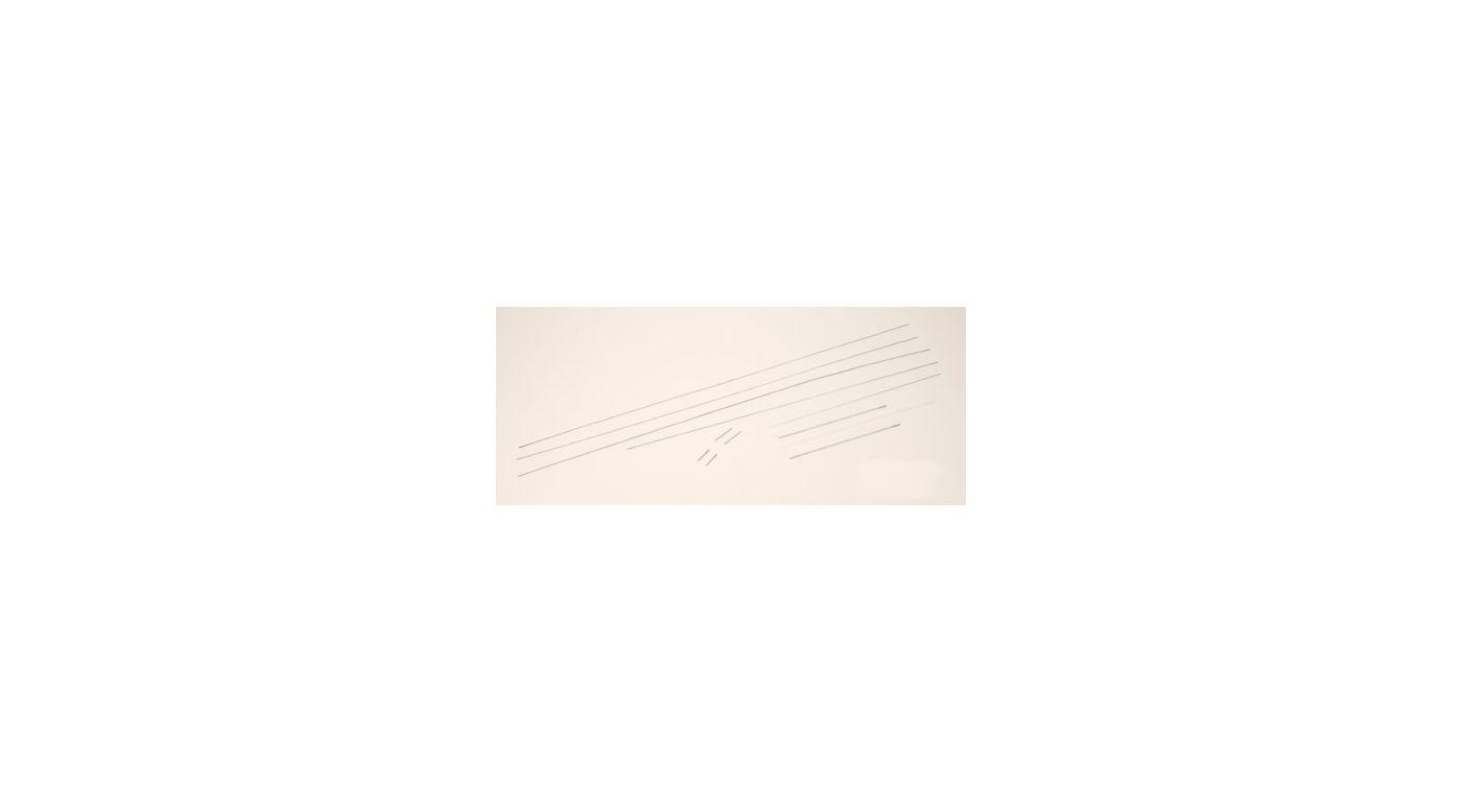 Image for Pushrod Set:P-51 1.80 from HorizonHobby