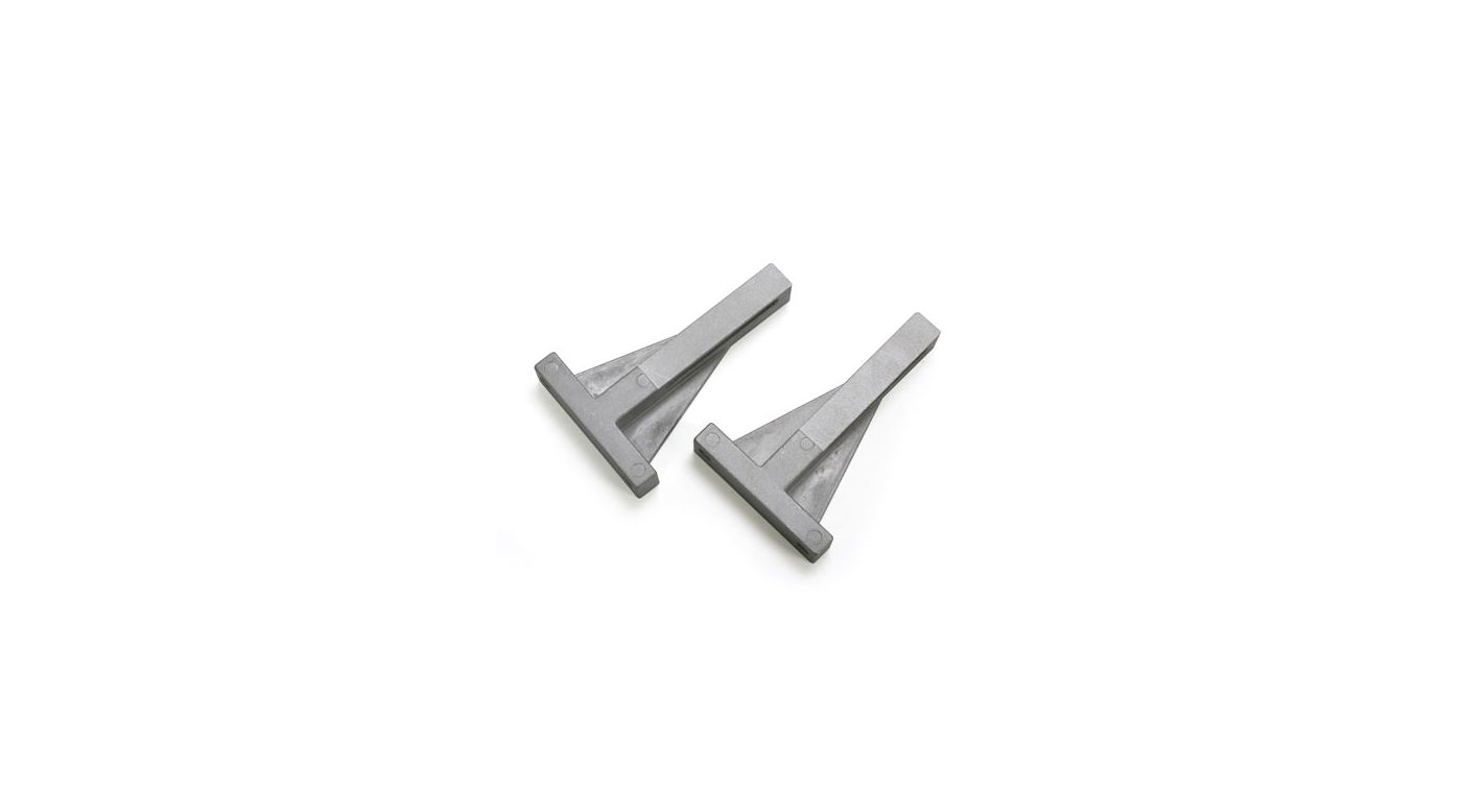 Image for Metal Engine Mount: P-51D Blue Nose 60 from HorizonHobby