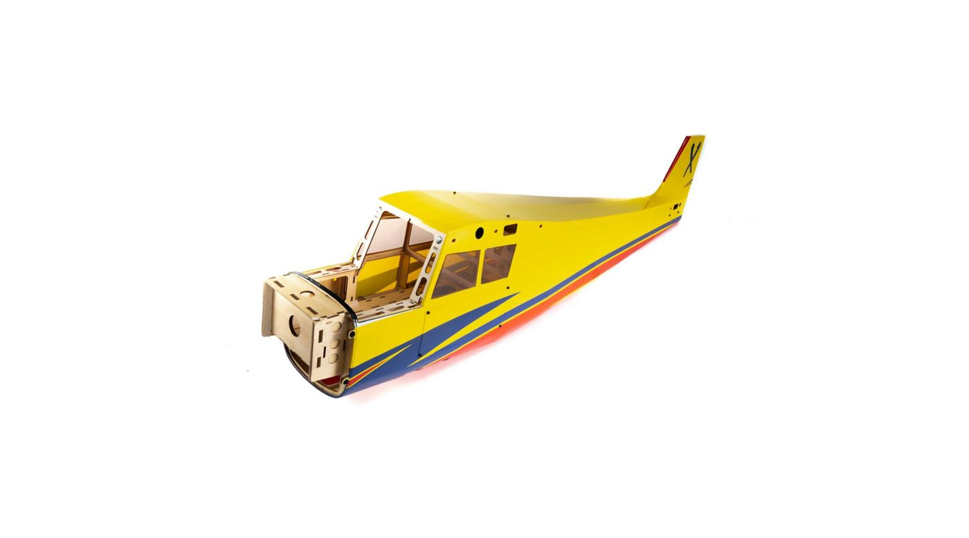 Image for Fuselage: Timber 110 30-50cc from HorizonHobby
