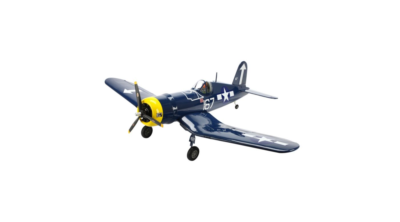 Image for F4U-1D Corsair 50 ARF, .46-.55 from HorizonHobby
