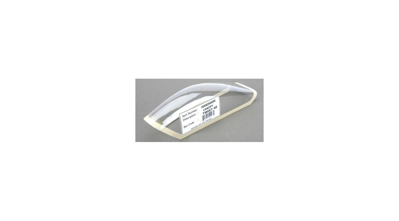 Image for Canopy: Twist 40 V2 from HorizonHobby