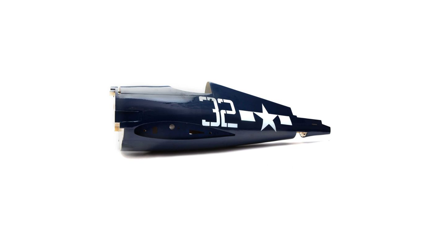 Image for Fuselage with Hatch: F6F Hellcat 15cc from HorizonHobby
