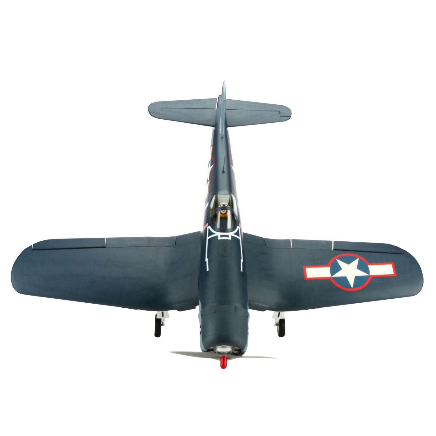 Hangar 9 F4U-1A Corsair 20cc RC Model Airplane ARF   Horizon
