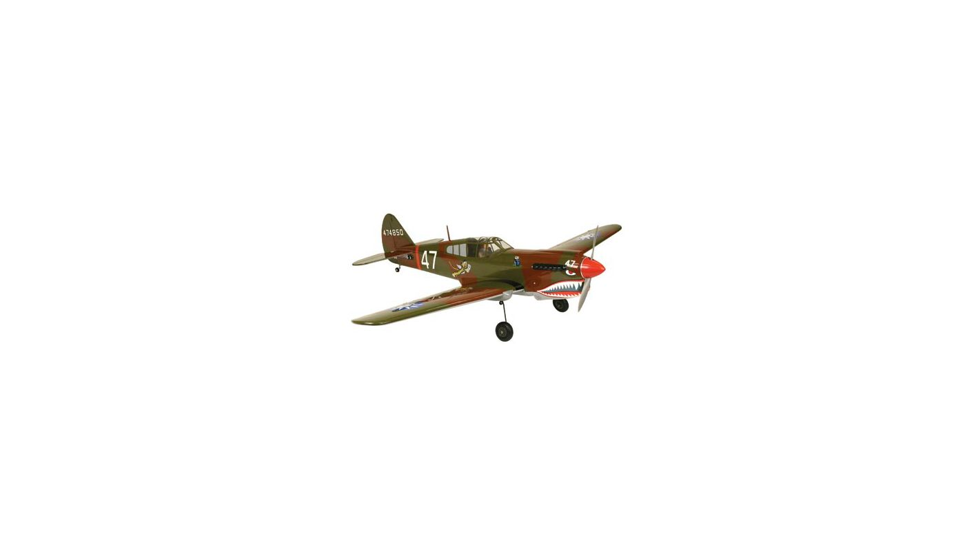 Image for P-40 Warhawk 60 w/Retracts ARF from HorizonHobby