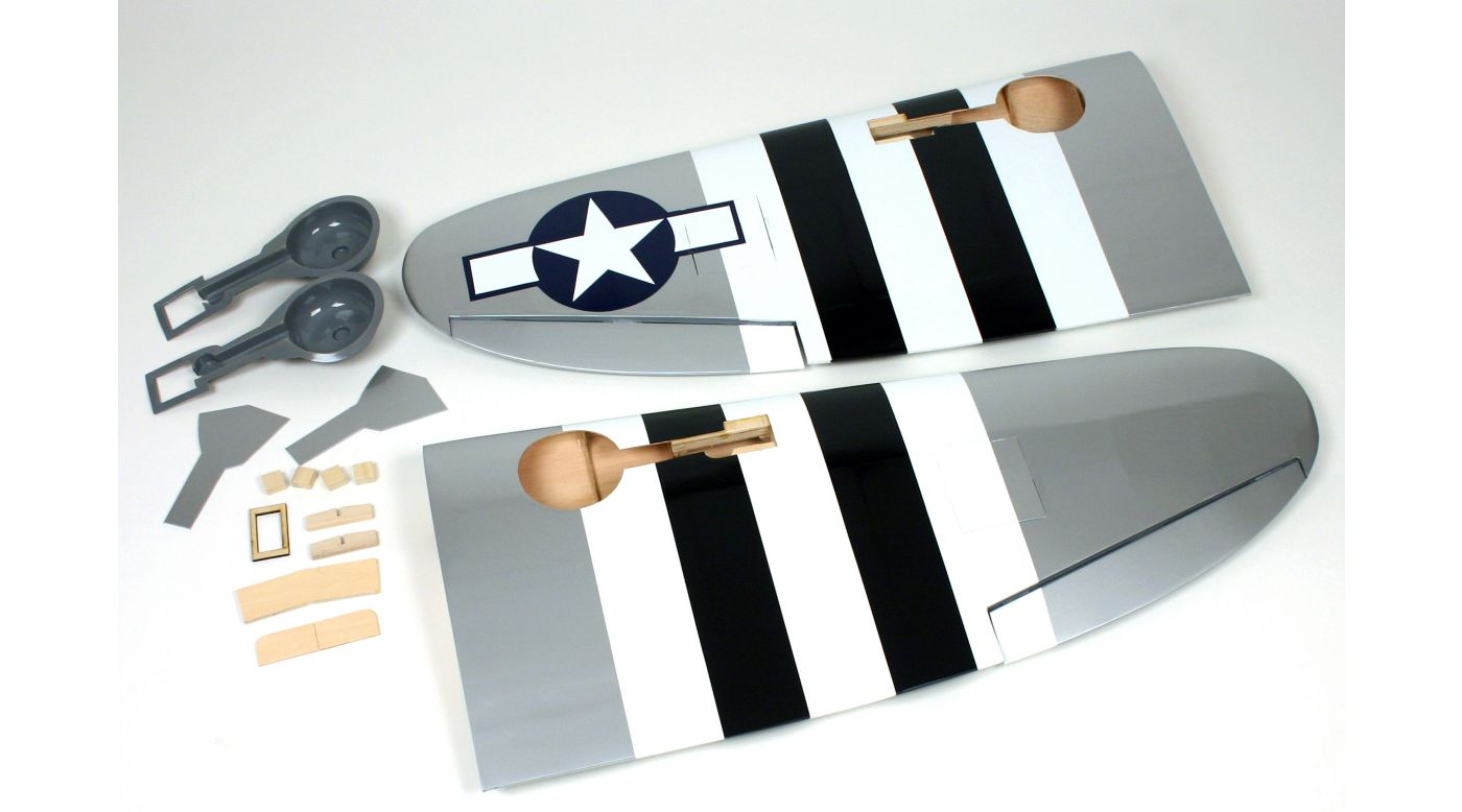 Image for Wing Set with Joiner:P-47  60 from HorizonHobby