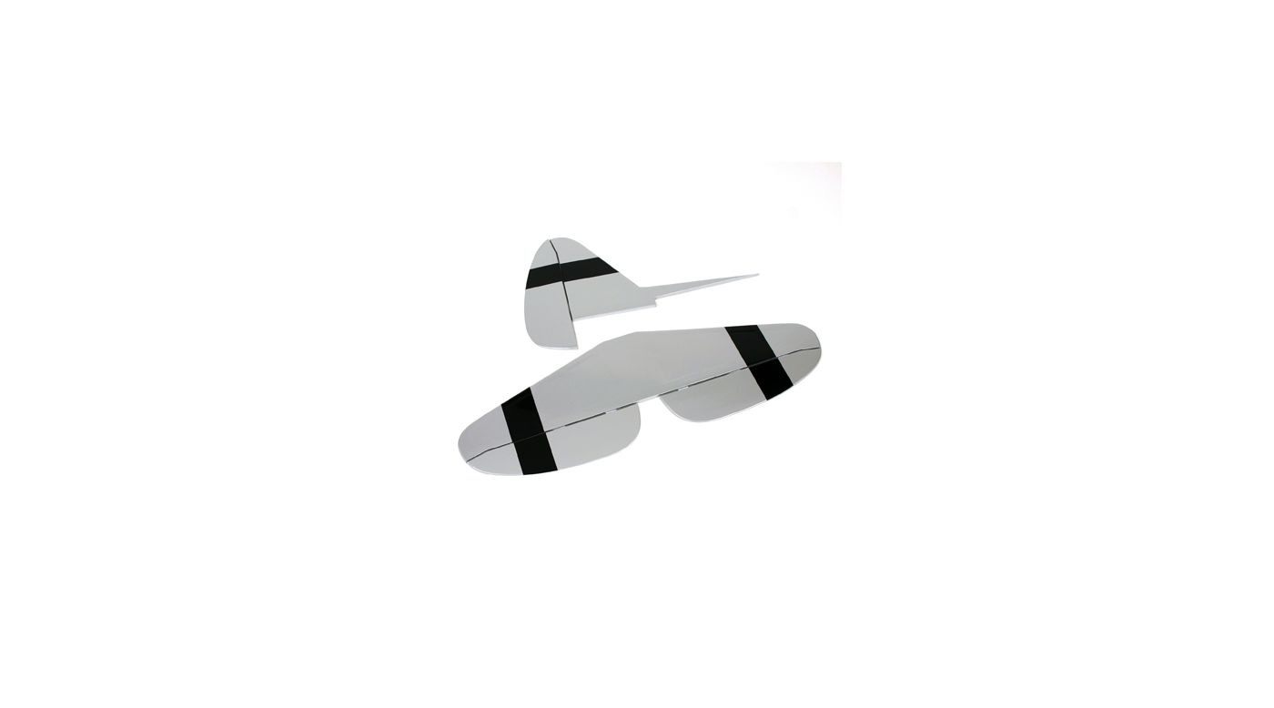 Image for Tail Set:P-47 60 from HorizonHobby