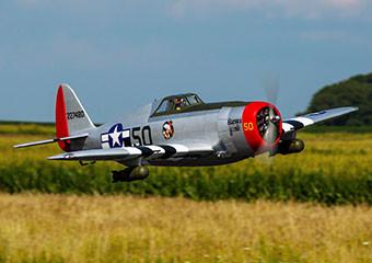 P-47D Thunderbolt 20cc ARF 67