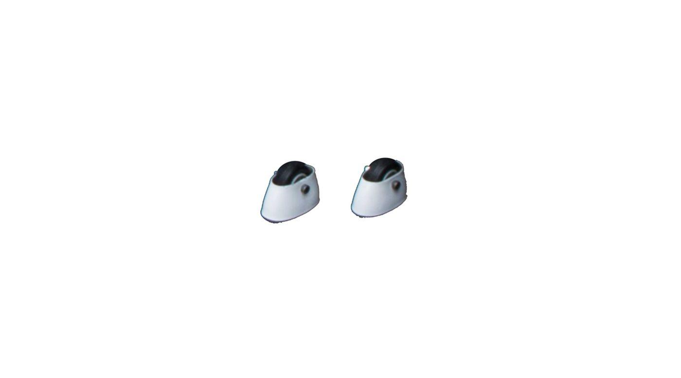 Image for Wingtip Wheels: ASH 31 6.4m from HorizonHobby
