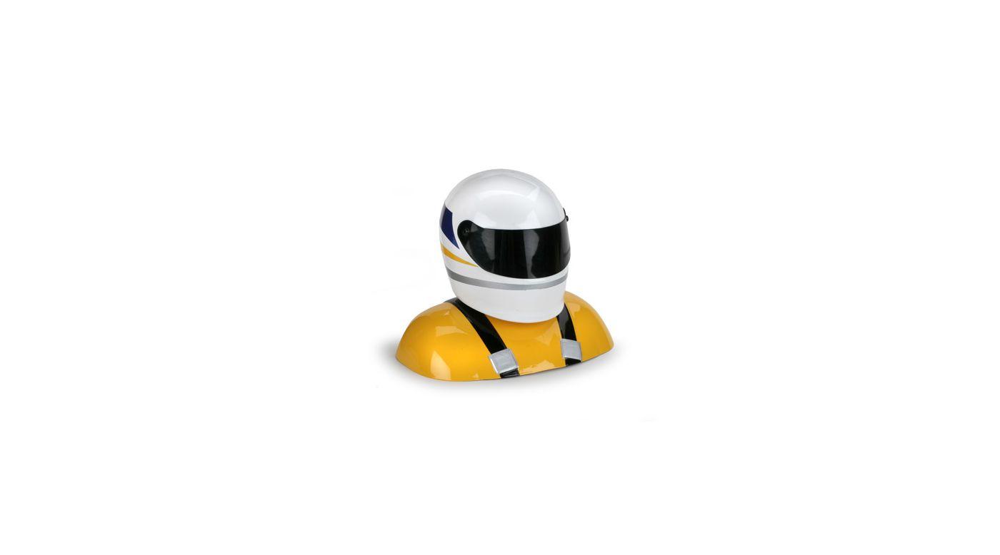Image for 25-28% Painted Pilot Helmet Sundowner from HorizonHobby