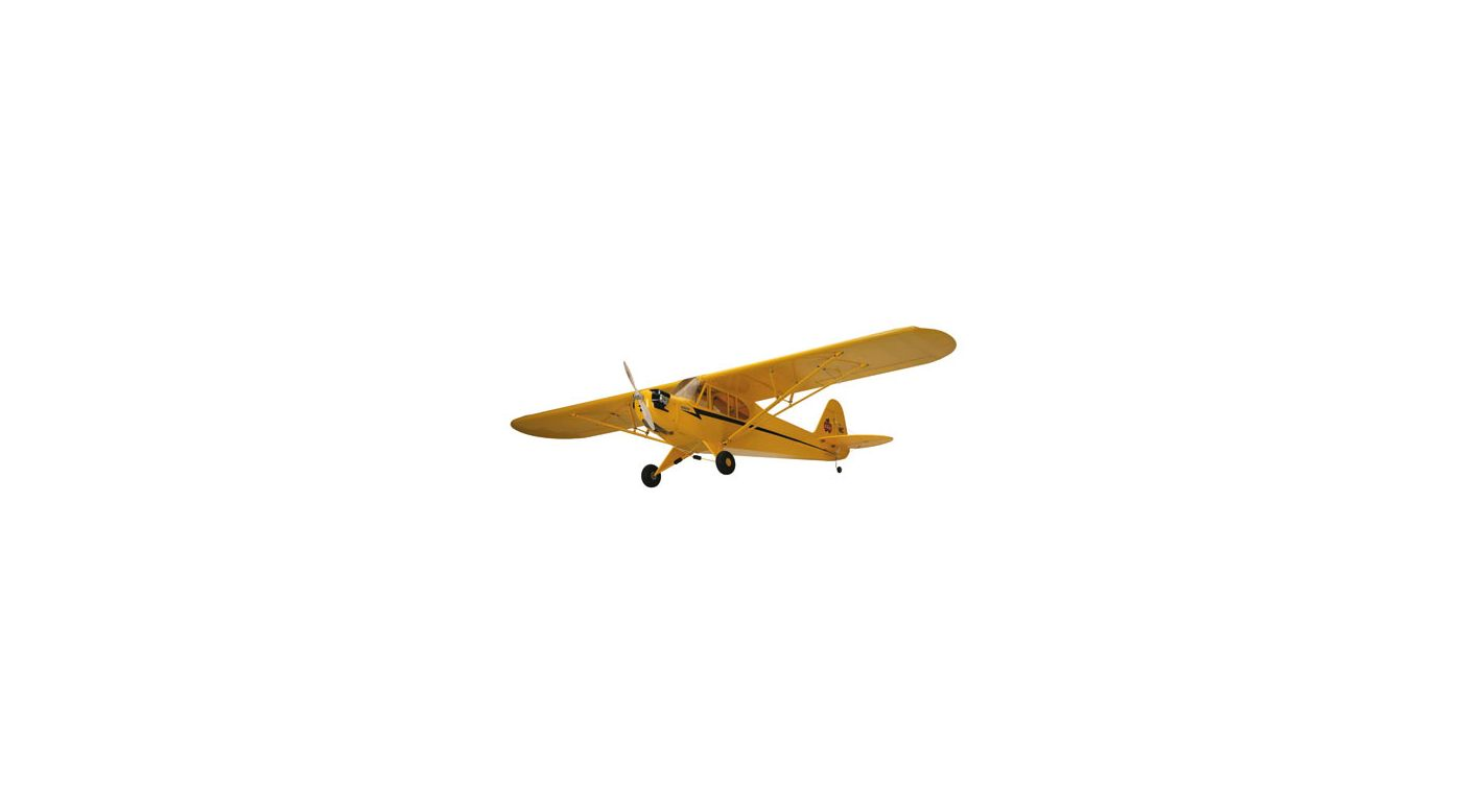 Image for Piper J-3 Cub 40 PNP from HorizonHobby