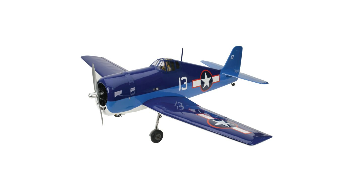 Image for F6F Hellcat 60 ARF from HorizonHobby