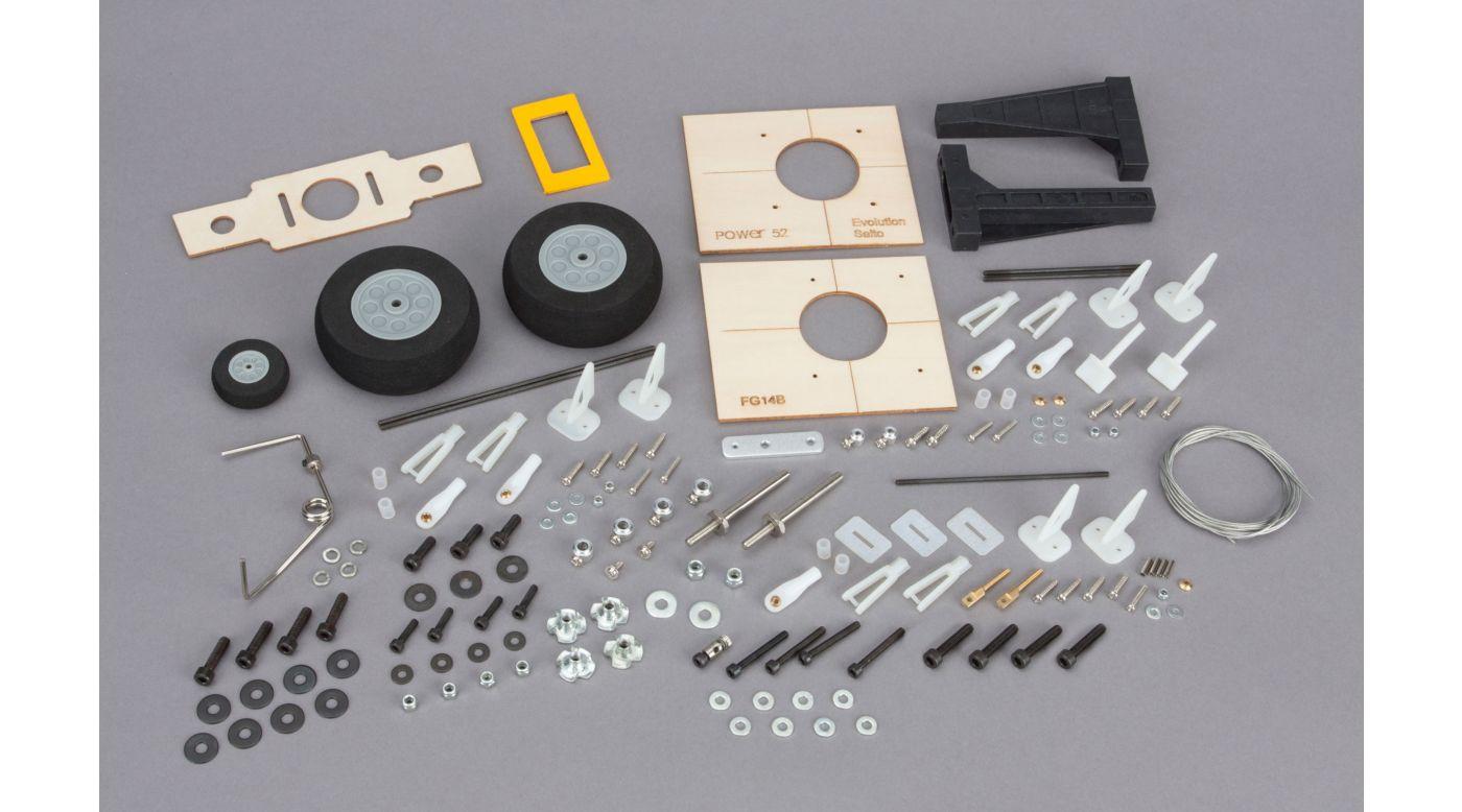 Image for Complete Hardware: Katana 50 from HorizonHobby