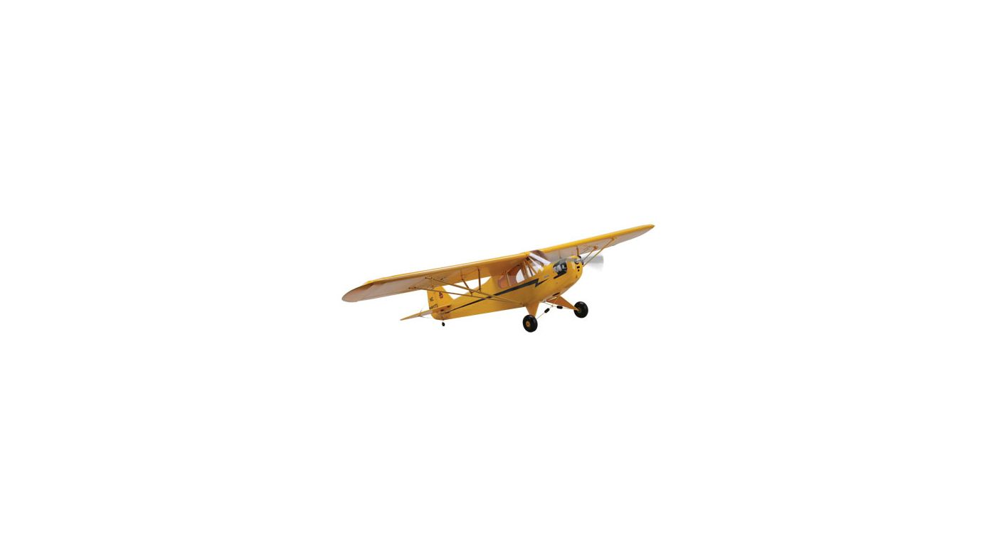 Image for Piper J-3 Cub Power 46 ARF+ from HorizonHobby