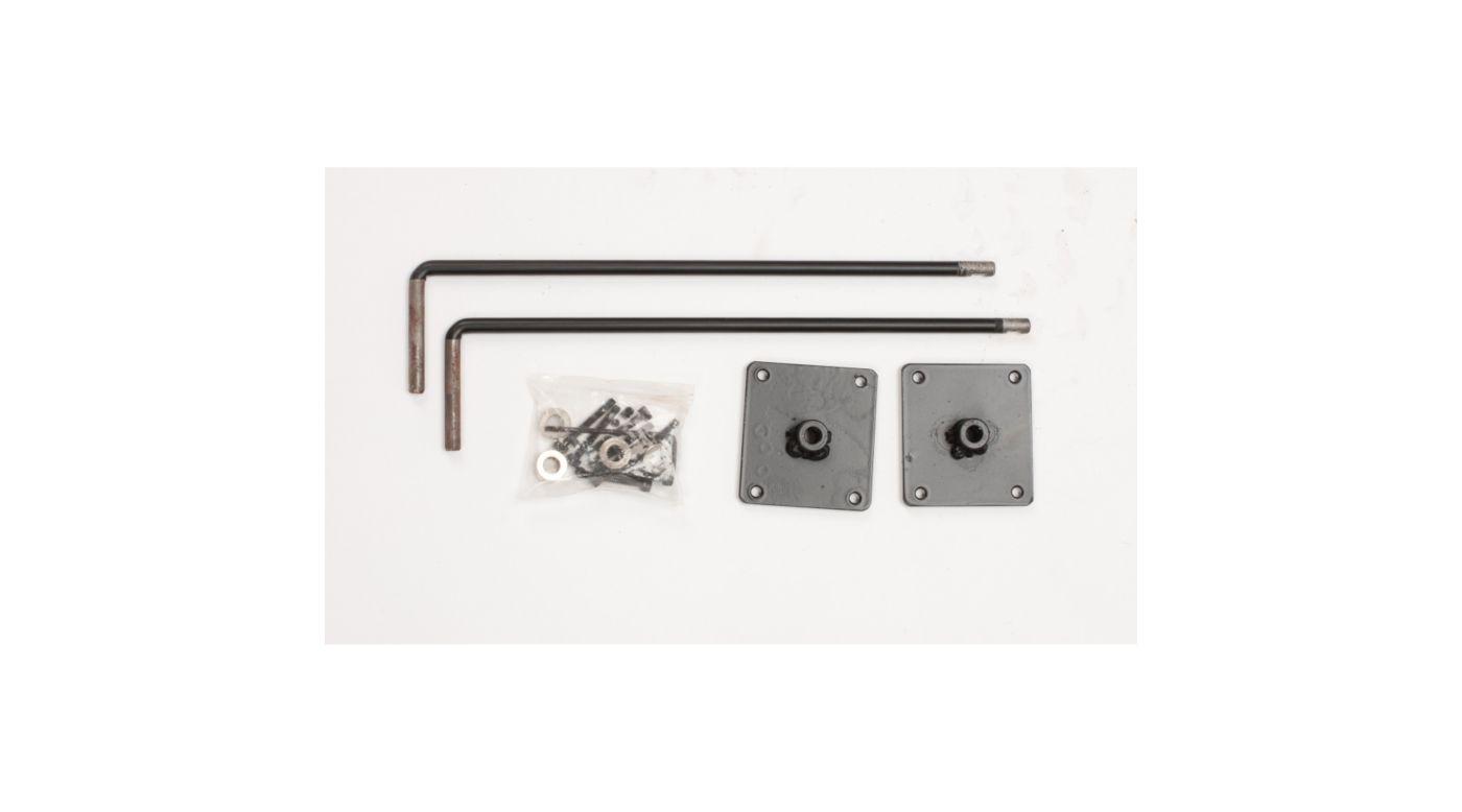 Image for Fixed 6mm Wire Main Strut (2Pcs): P47 30cc from HorizonHobby