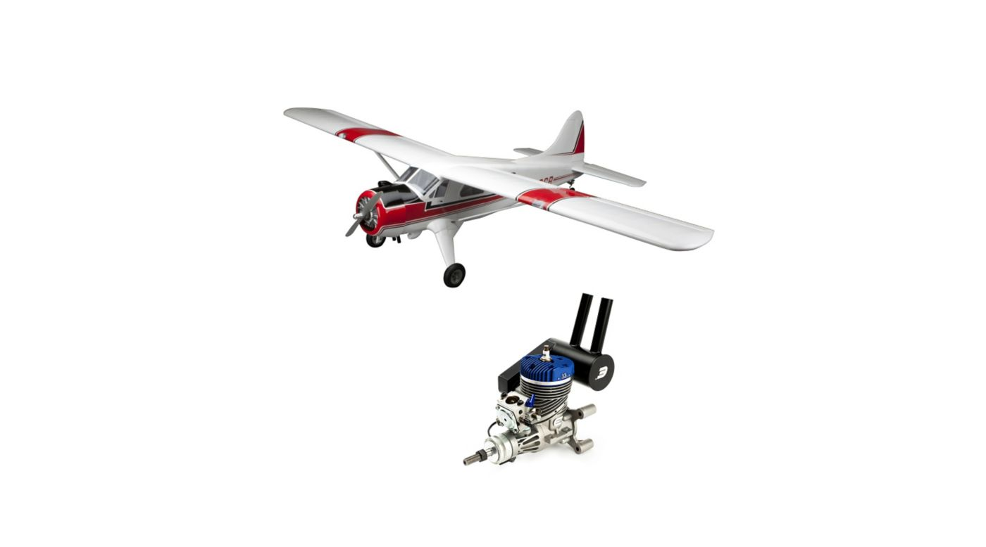 Image for DHC-2 Beaver 30cc ARF with Evolution 33GX Gas Engine from HorizonHobby