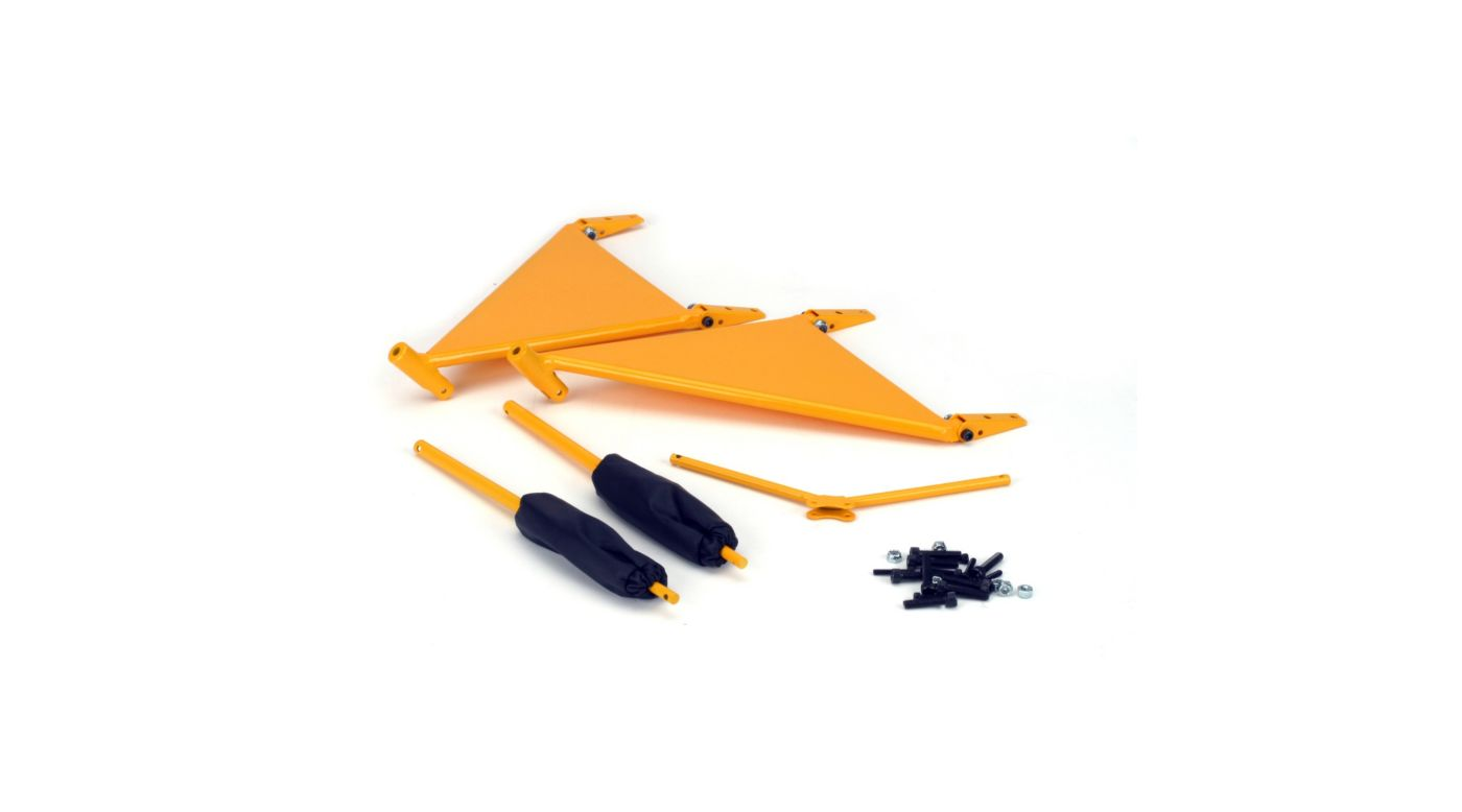 Image for Landing Gear Without Wheels: 25% J-3 Cub from HorizonHobby
