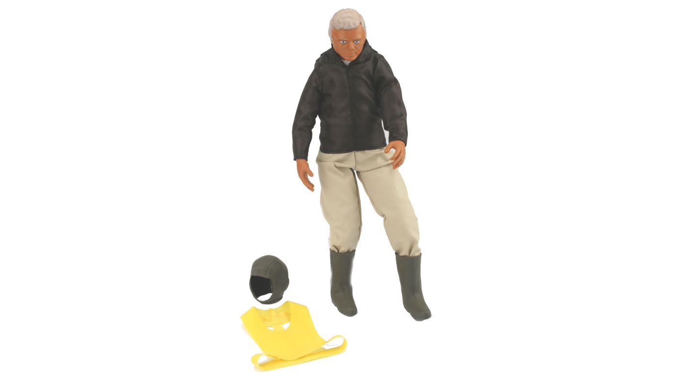 Image for Full Body Posable Pilot, 25% from HorizonHobby