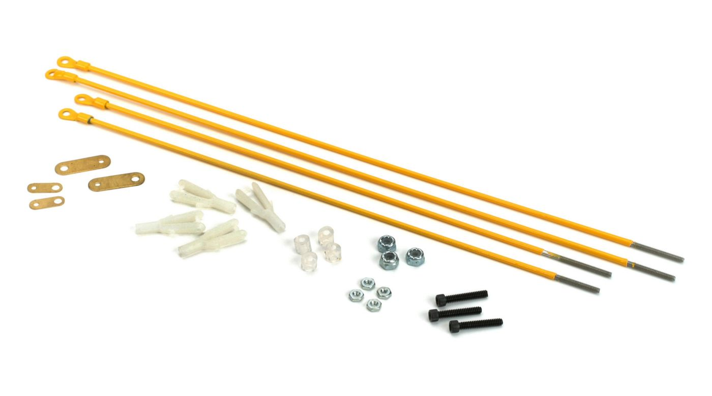 Image for Tail Flying Wire Set: 25% J-3 Cub from HorizonHobby