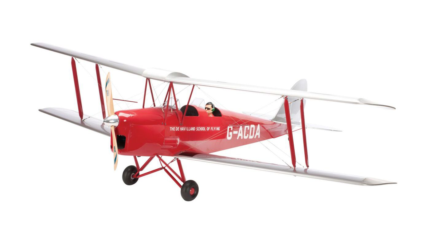 Image for Tiger Moth 20cc ARF from HorizonHobby