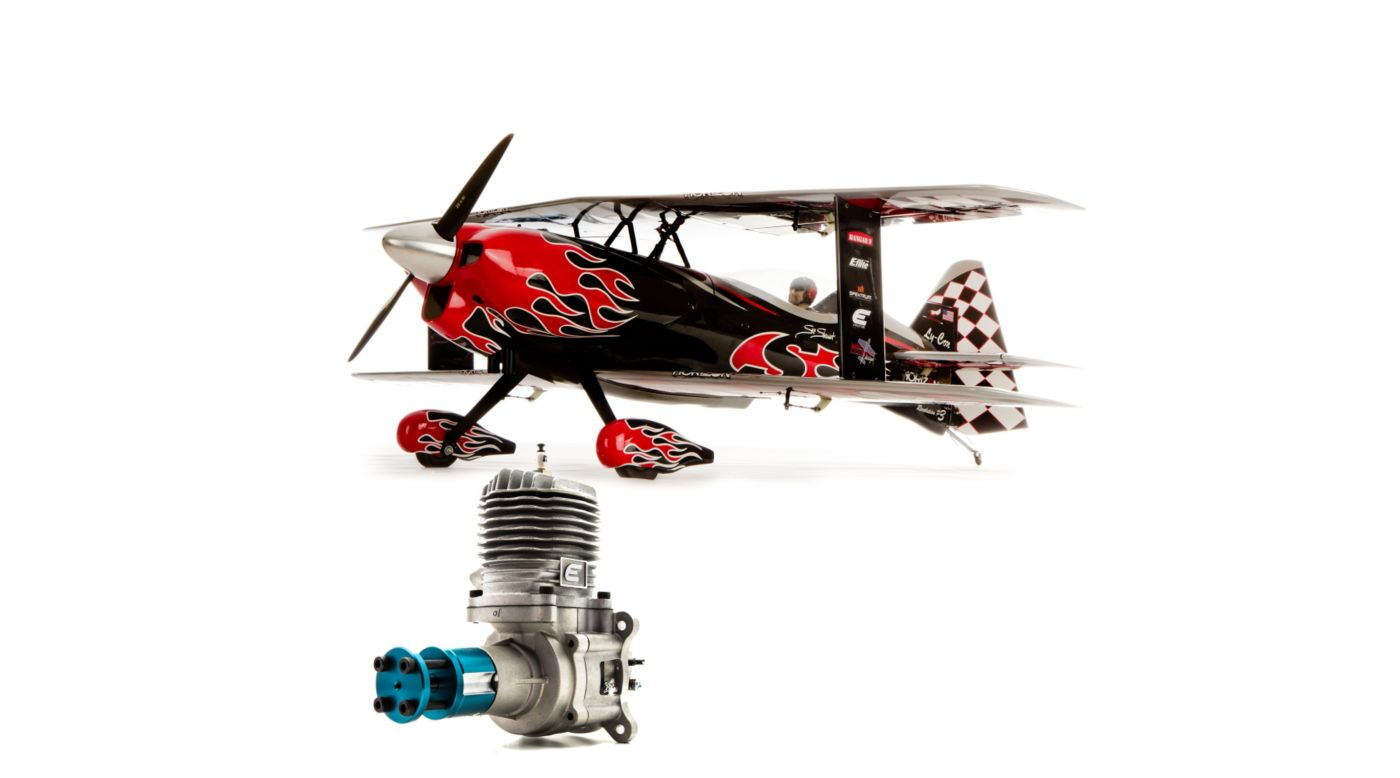 Image for P3 Revolution 60cc ARF with Evolution 62GX Gas Engine from HorizonHobby