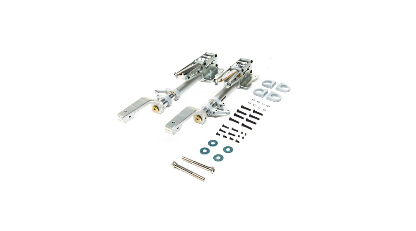 Image for Retracts & Oleo Legs: Ki-43 Oscar 60cc from HorizonHobby