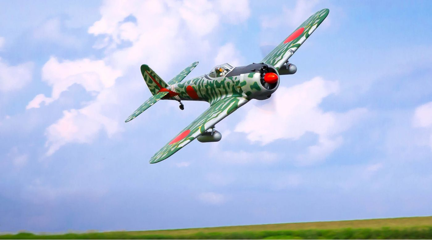 Image for Ki-43 Oscar 60cc ARF, 88