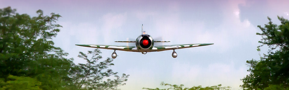 HAN Ki-43 Oscar