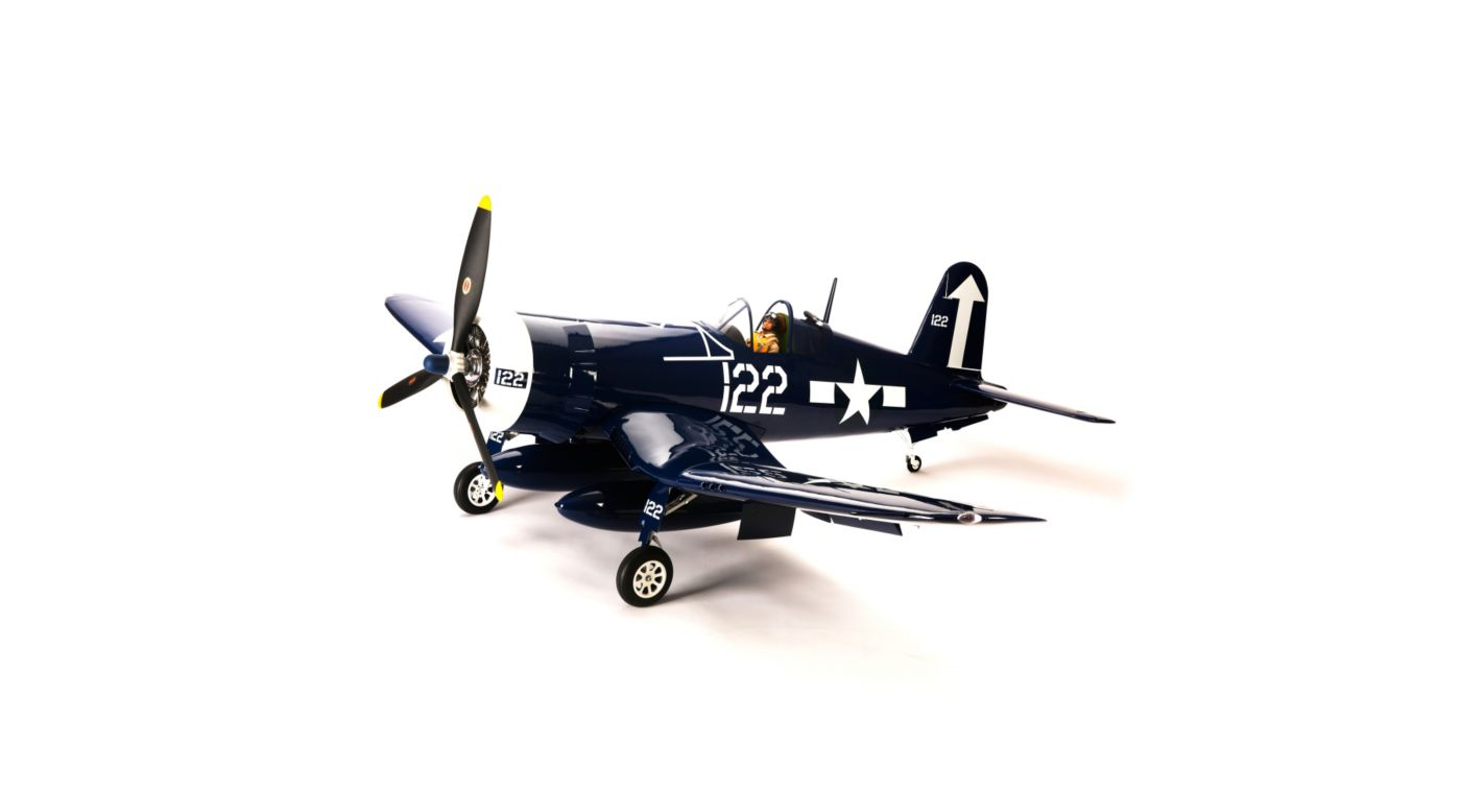 Image for F4U-1D Corsair 60cc ARF 85.5