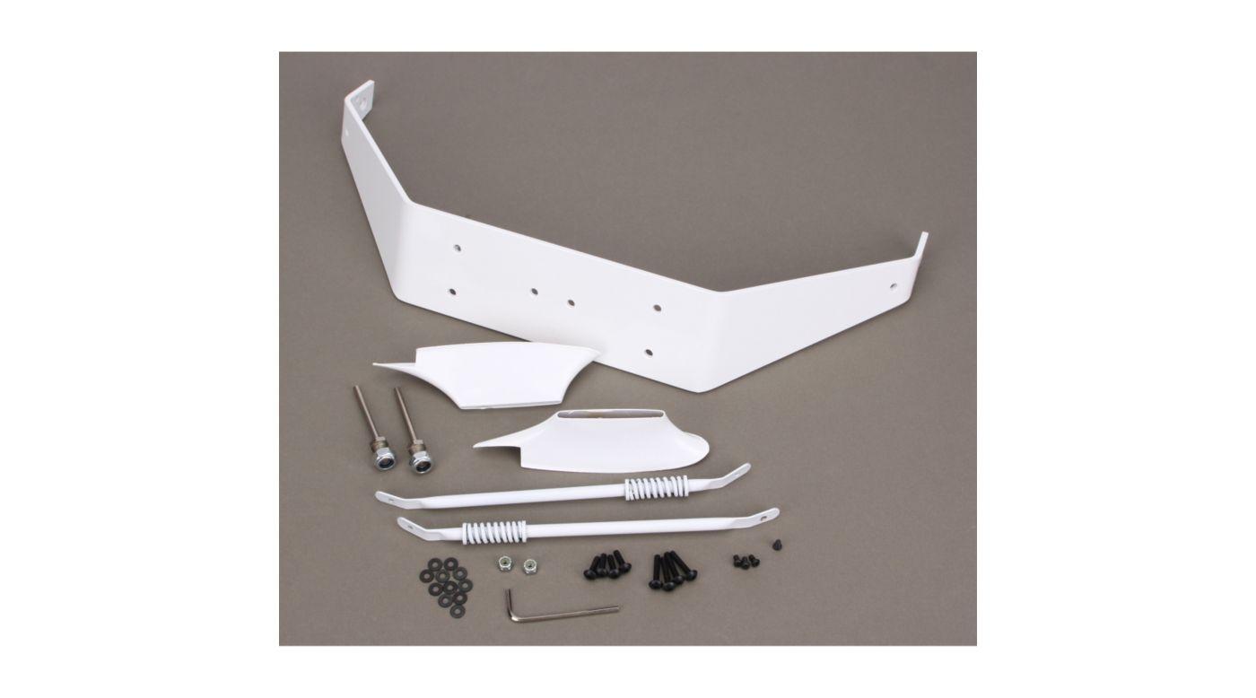 Image for Landing Gear w/Axles & Cuffs: Taylorcraft 20cc from HorizonHobby