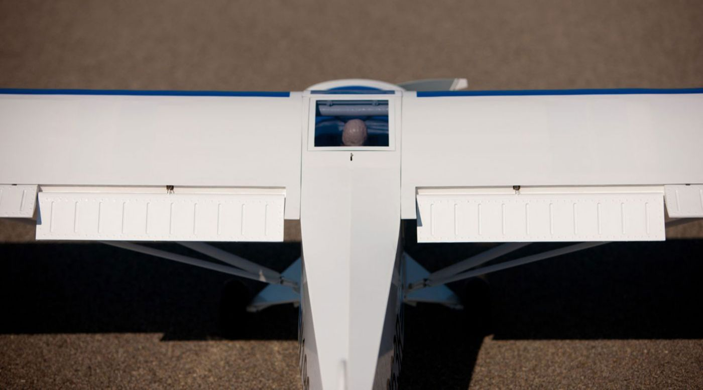 Hangar 9 Main Wheels 1//4 Super Cub Z-HAN454009