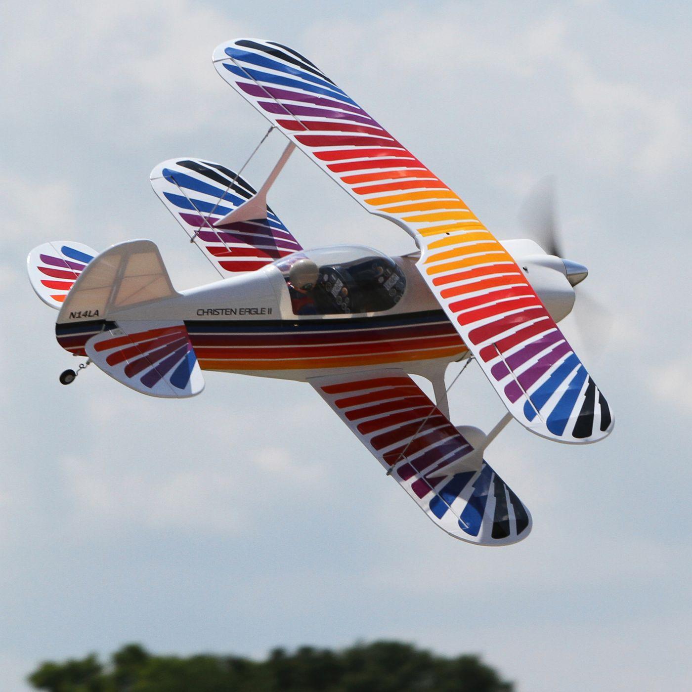 Hangar 9 Christen Eagle II 90 ARF RC Airplane | Horizon Hobby