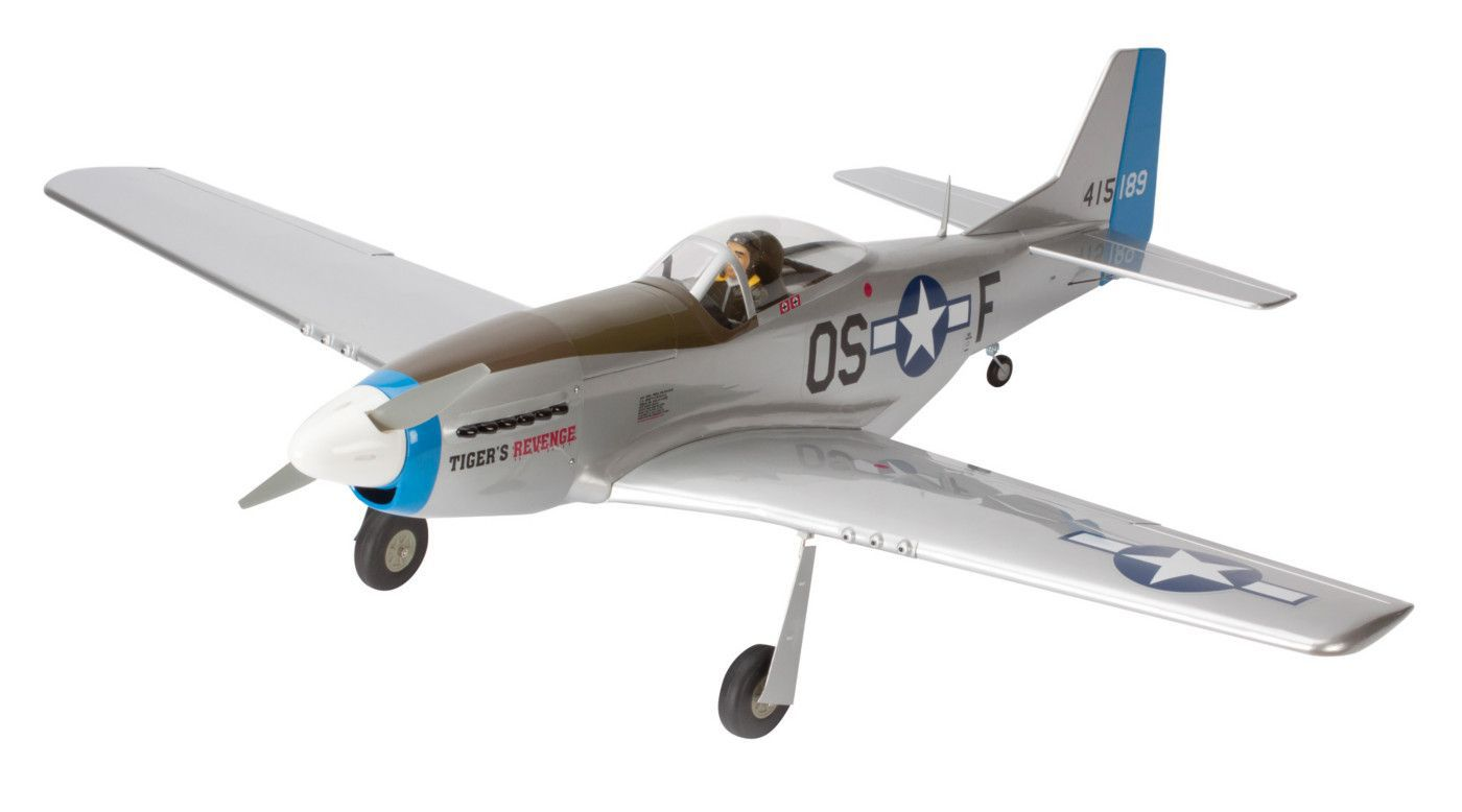 Image for P-51D Mustang 40 ARF from HorizonHobby