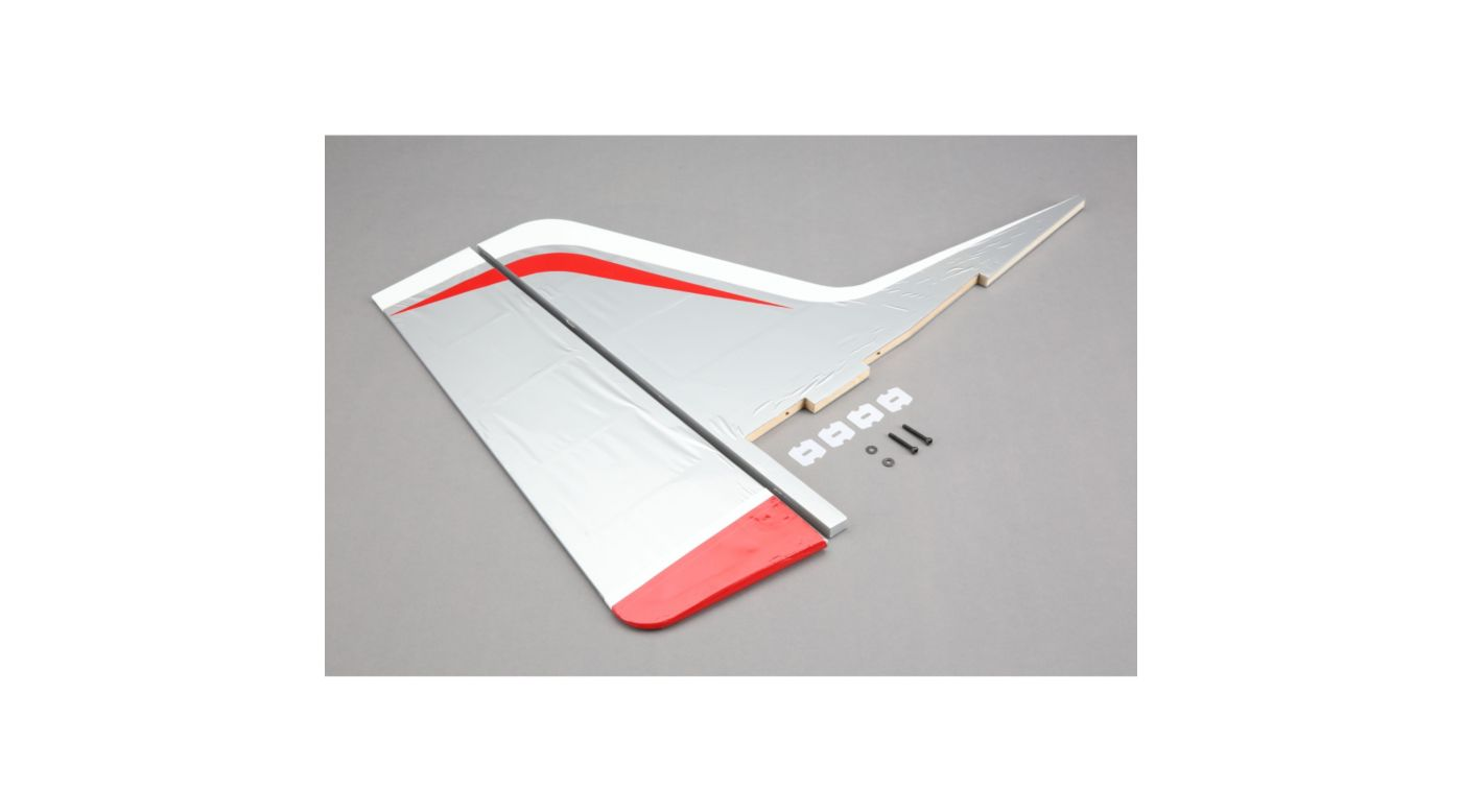 Image for Fin and Rudder: Valiant 30cc from HorizonHobby