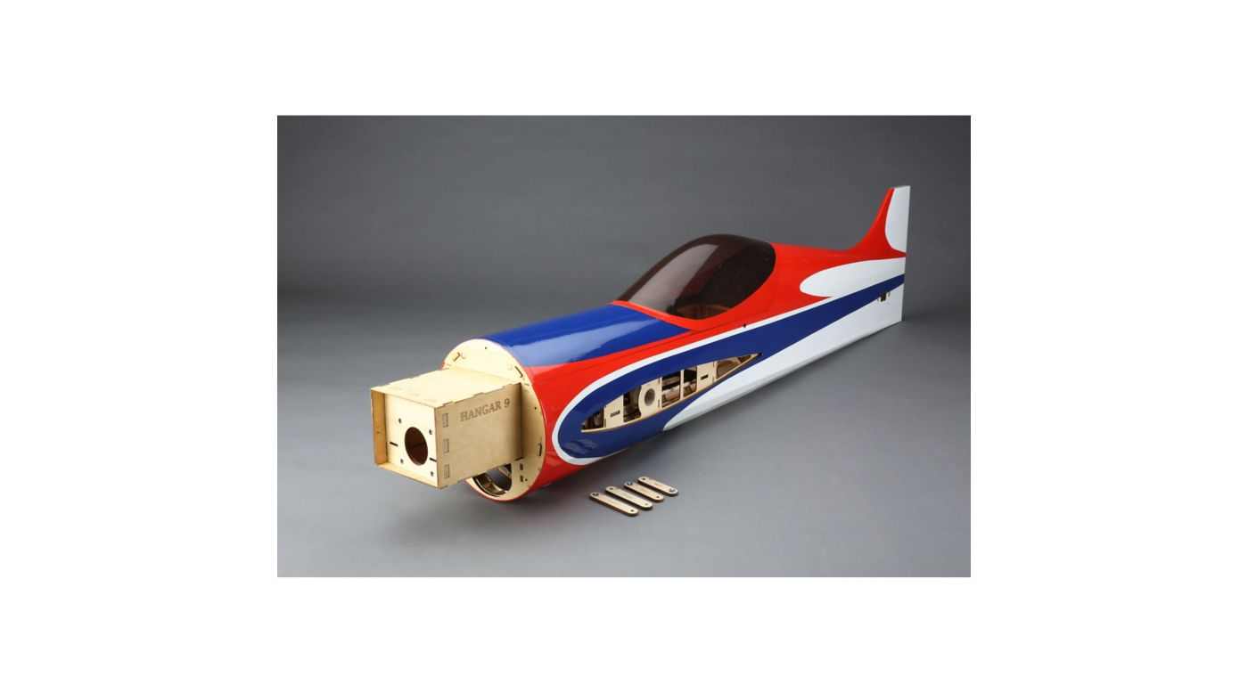 Image for Fuselage with Hatch: Inverza 62 from HorizonHobby