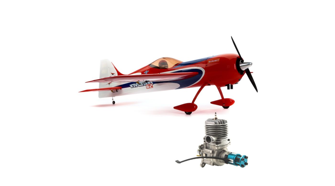 Image for Inverza 62 ARF with Evolution 62GX Gas Engine from HorizonHobby