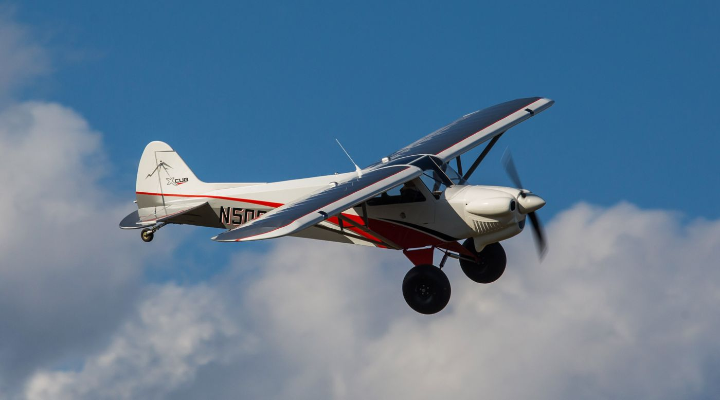 Image for CubCrafters XCub 60cc ARF, 116