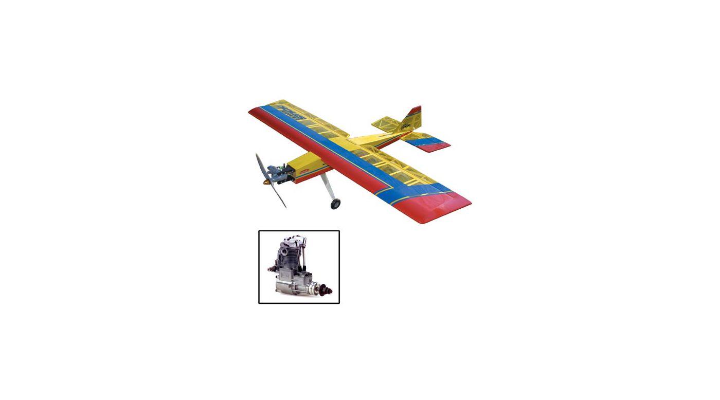 Image for Ultra Stick 60/Saito 100 from HorizonHobby