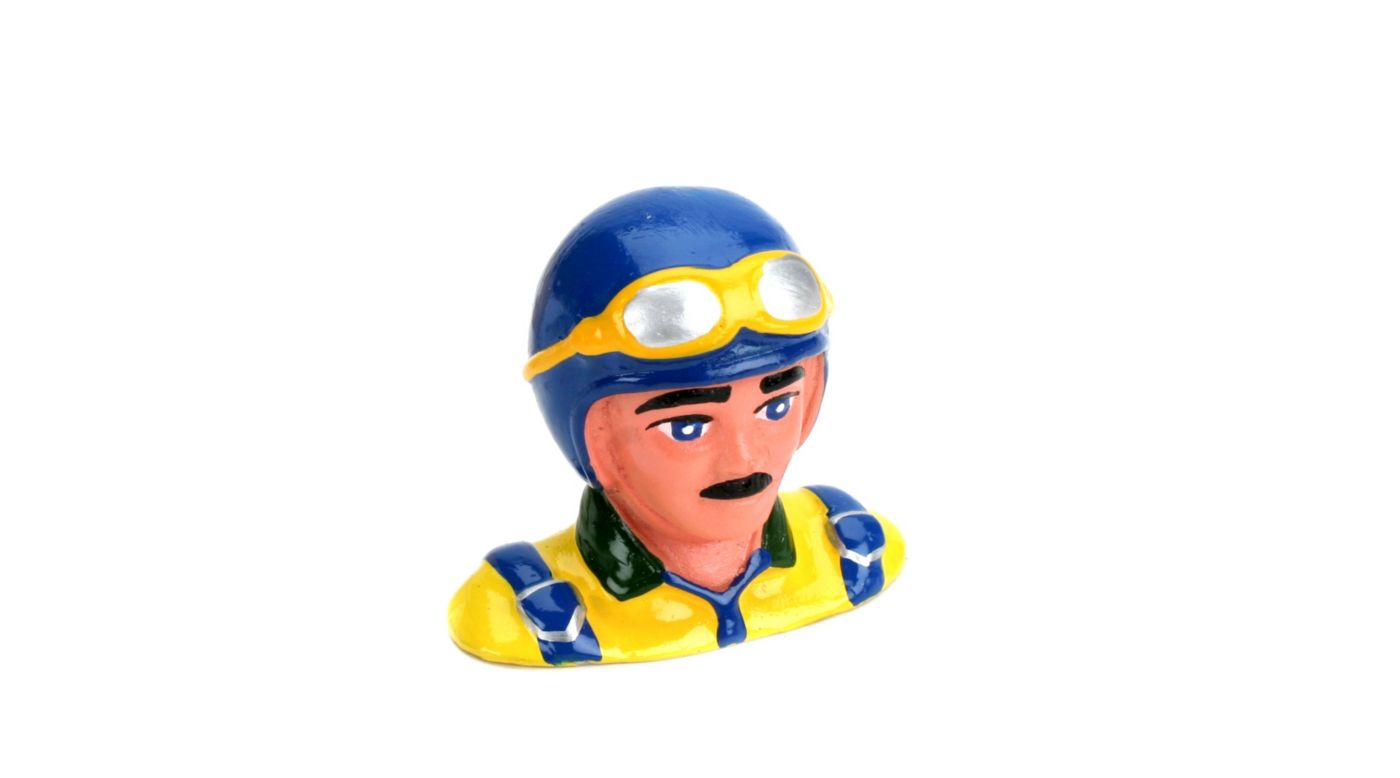 Image for 1/9  Pilot, with Helmet & Goggles from HorizonHobby