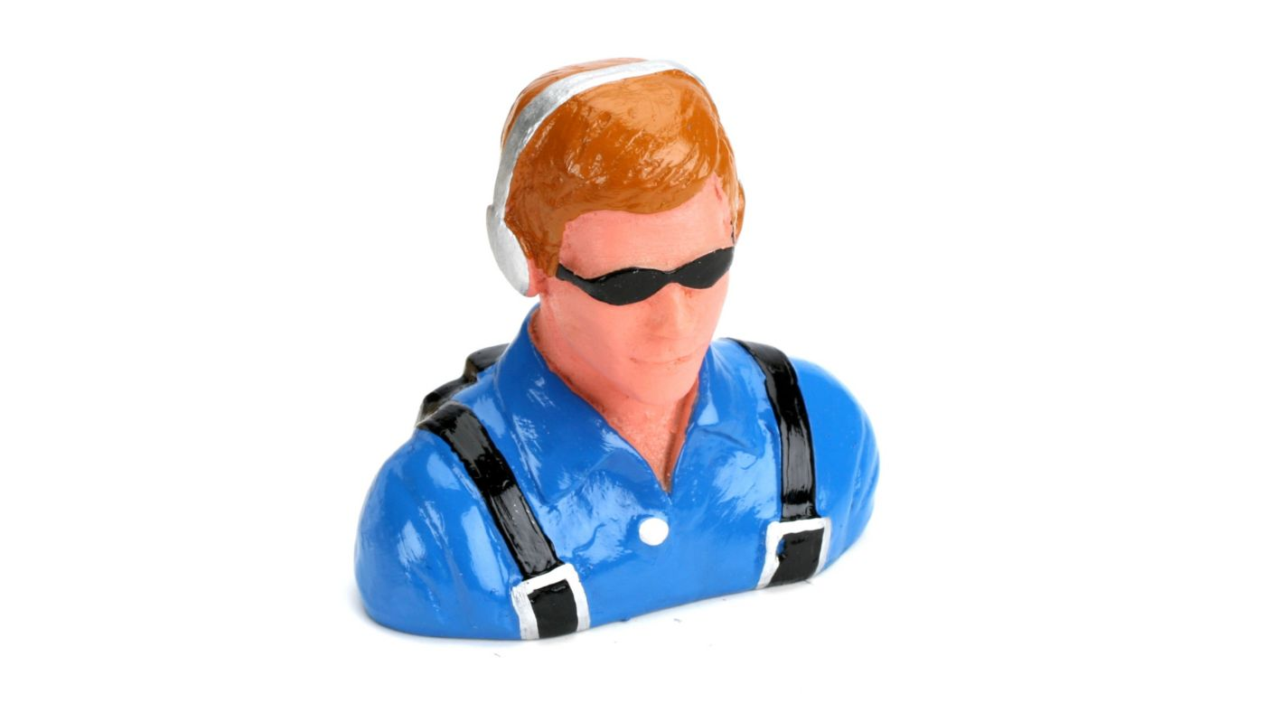Image for 1/6 Pilot - Civilian, Headset and Sunglasses from HorizonHobby