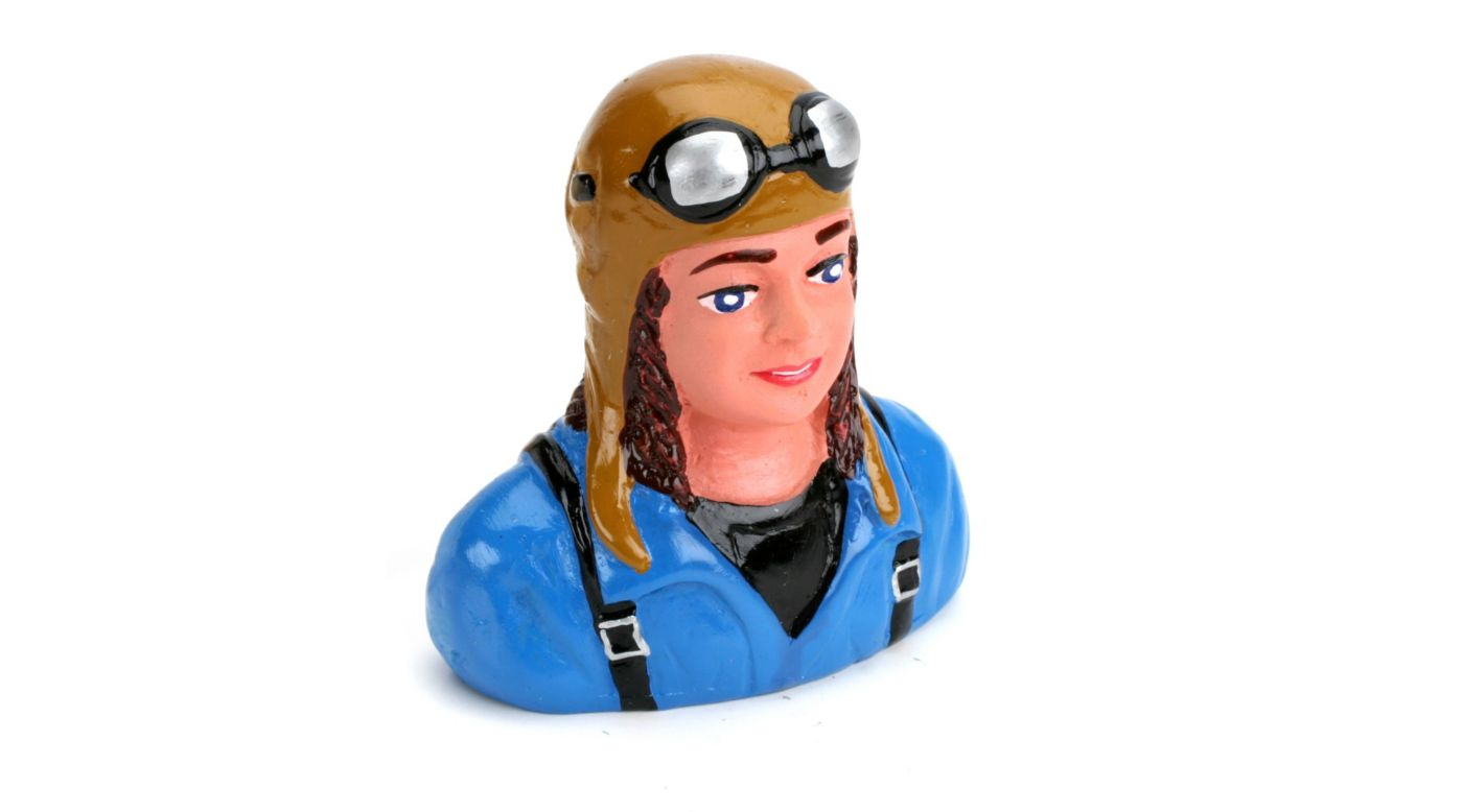 Image for 1/6 Pilot - 'Linda' with Helmet and Goggles from HorizonHobby