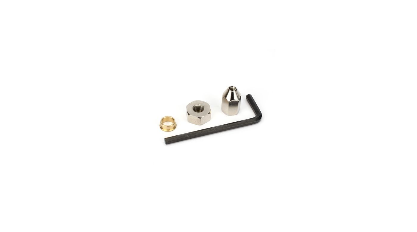 Image for 1/4 x 28 Prop Adapter Kit from HorizonHobby