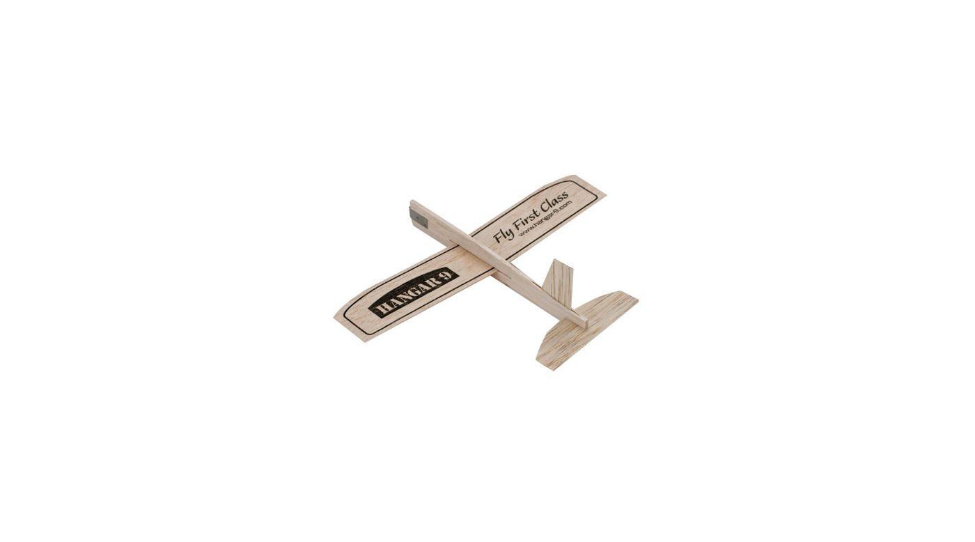 Image for Hangar 9 Logo Balsa Wood Glider from HorizonHobby