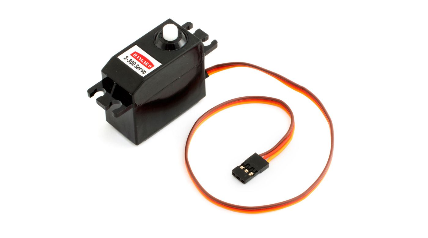 Image for Hangar 9 RTF Standard Replacement Servo from HorizonHobby
