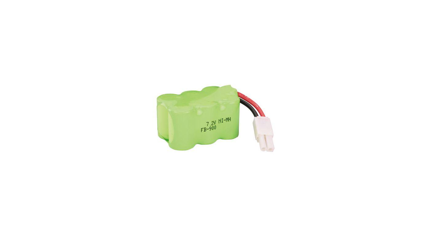 Image for 1000mAh 7.2V NiMH Battery: FTB,ZZR2/3,AER,FBC,ABC,FC2 from HorizonHobby
