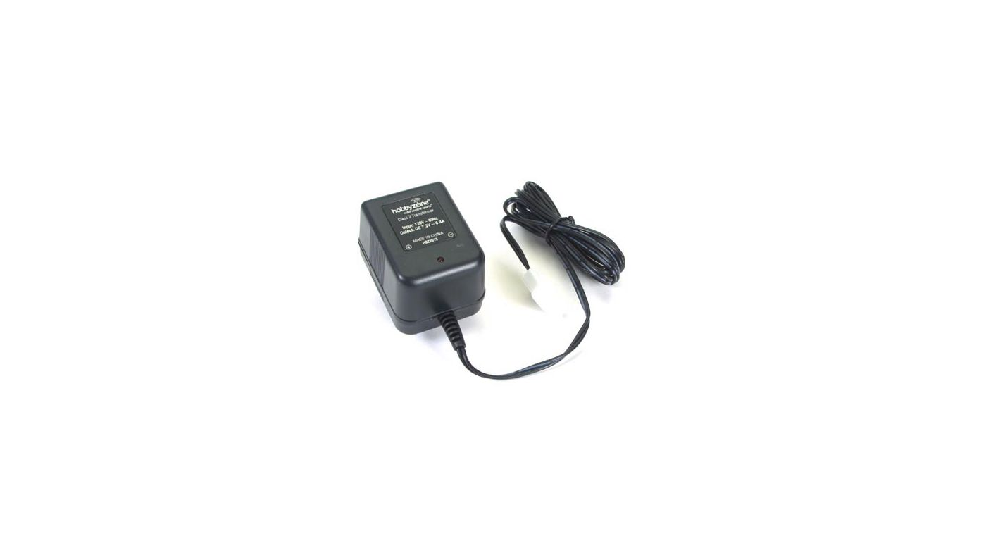 Image for 3-Hour Wall Charger with Timer: 6-Cell from HorizonHobby