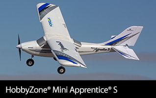 HobbyZone Mini Apprentice S 1.2m with SAFE