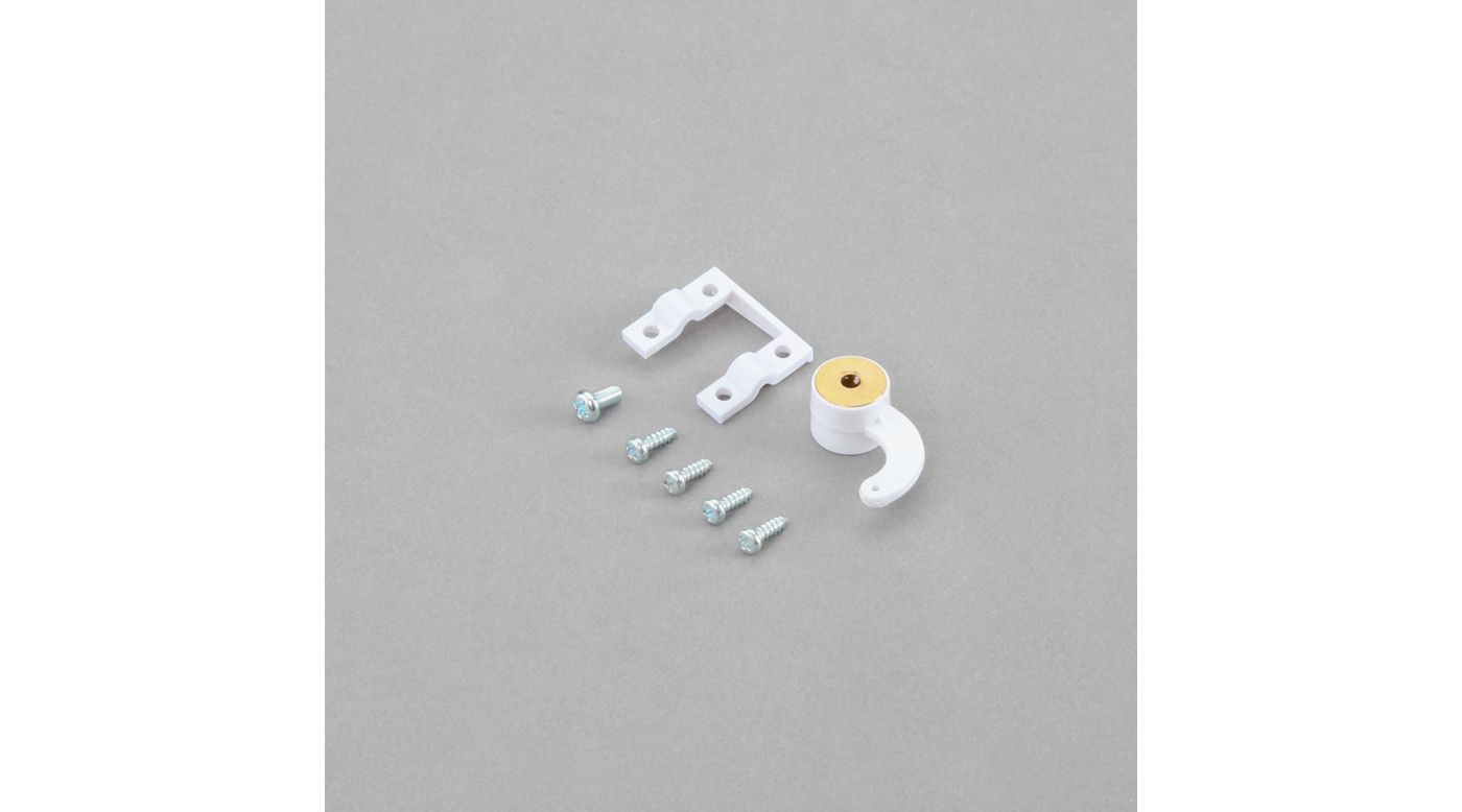 Image for Nose Gear Arm and Mounting Strap: Mini Apprentice S from Horizon Hobby