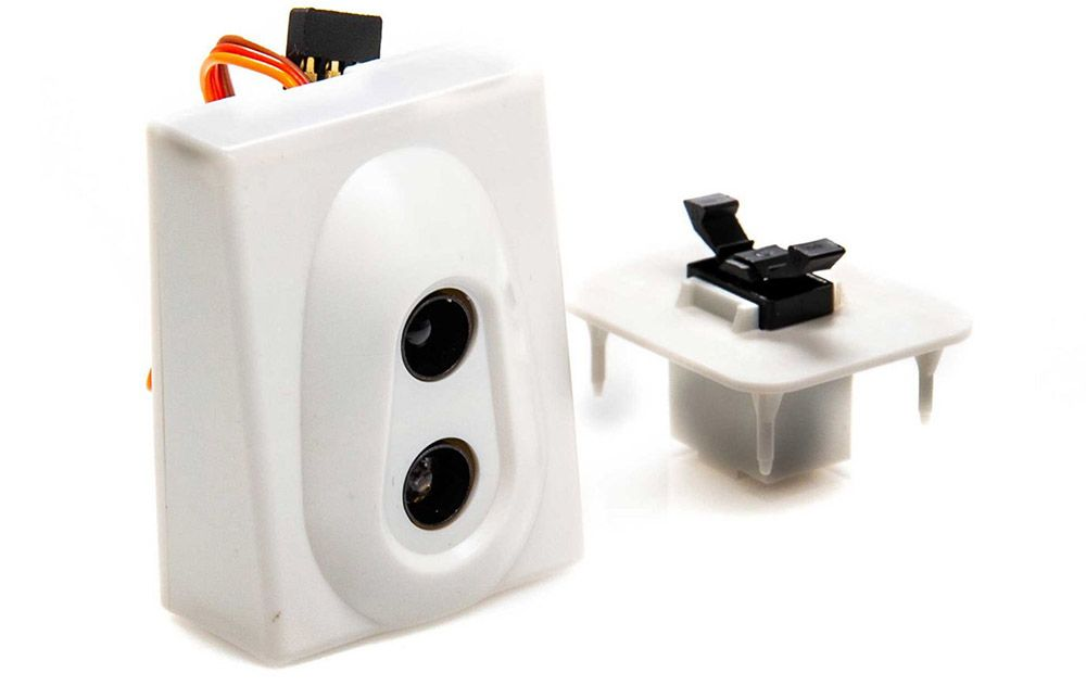 Optional Landing Assist Sensor for Smoother Landings